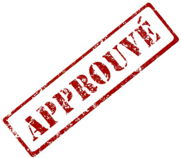 Financement hypothécaire approuvé
